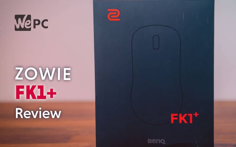 Zowie FK1 Mouse Review