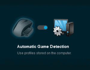 automatic game detection