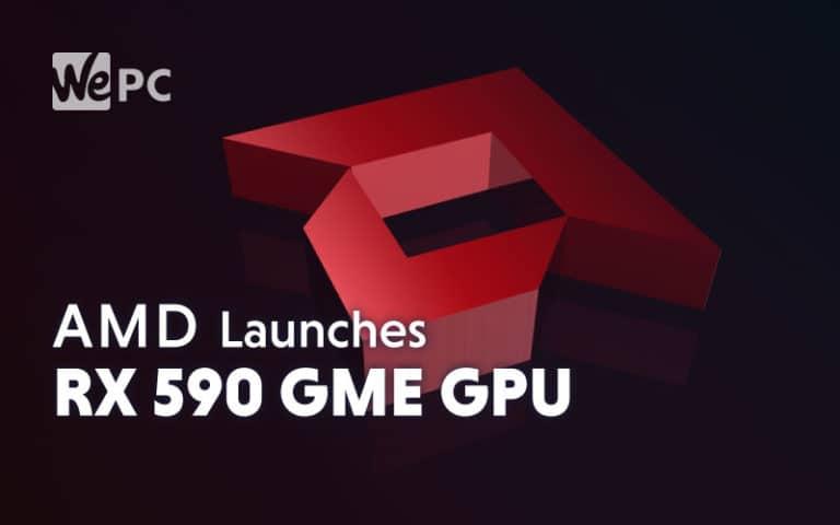 AMD Launches RX 590 GME GPU