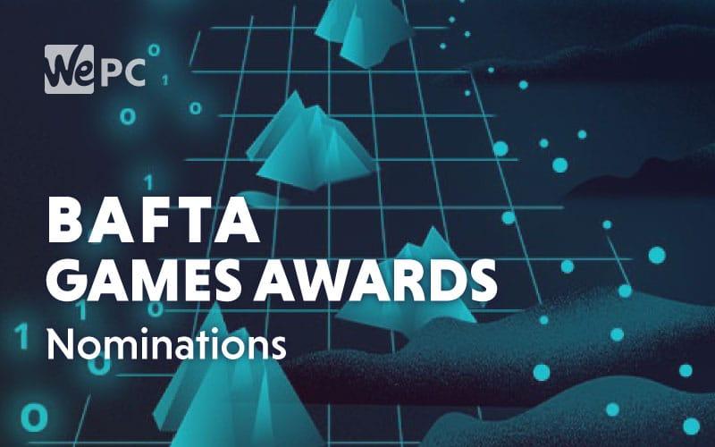 Bafta Games Awards Nominations