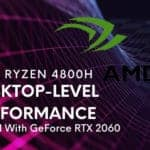 Benchmark Sees AMD Ryzen 4800H Hit Desktop Level Performance When Paired With GeForce RTX 2060