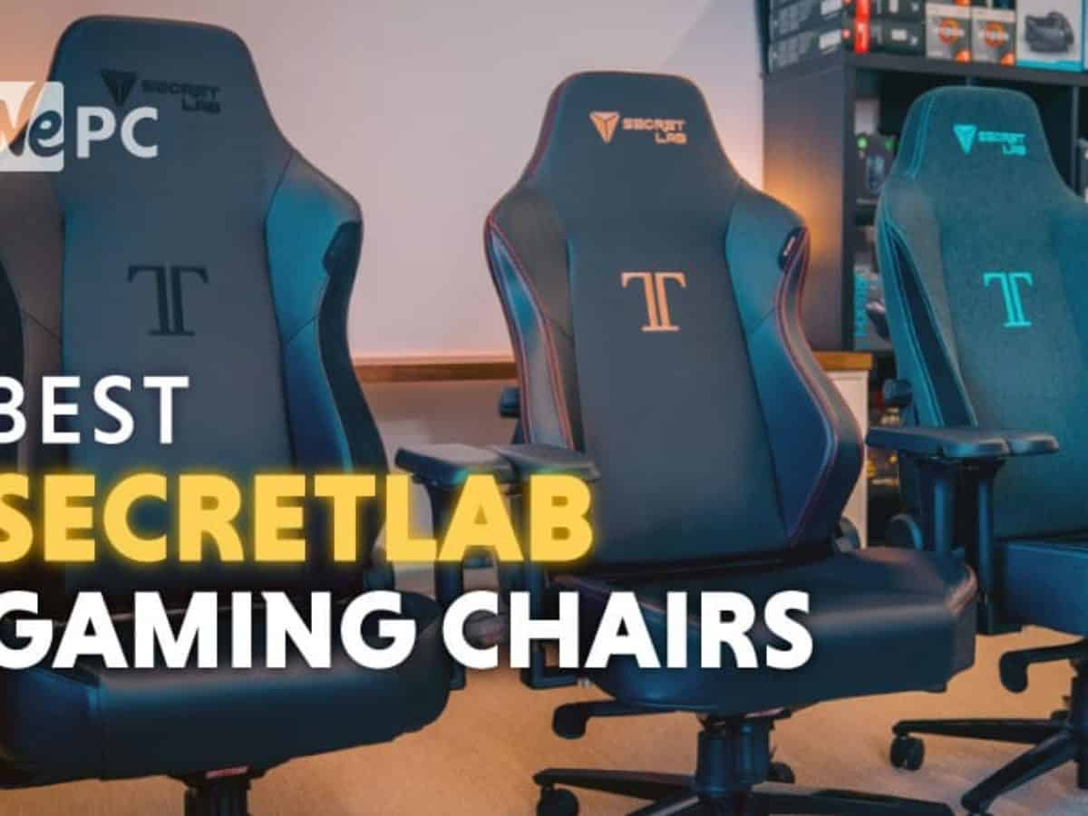 Secret Lab Chair Ultimate Gaming Chair Guide 2021 Wepc