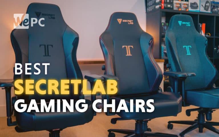 Best Secretlab Gaming Chairs 1