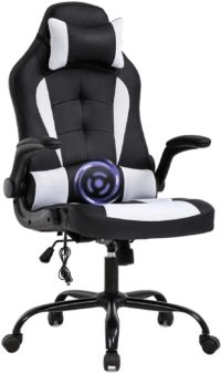 BestOffice PC Gaming Massage Chair