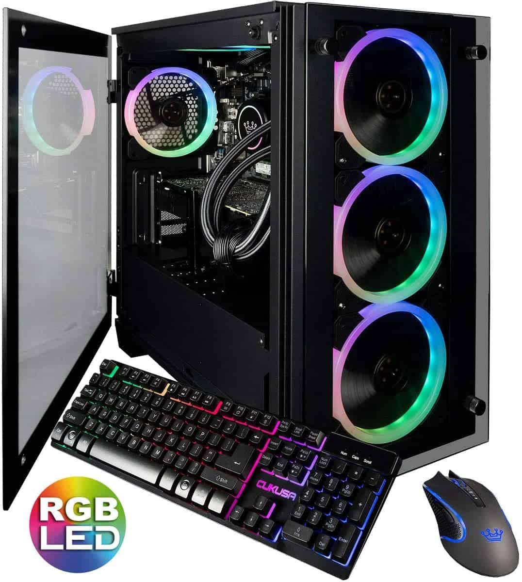 CUK Stratos Desktop PC