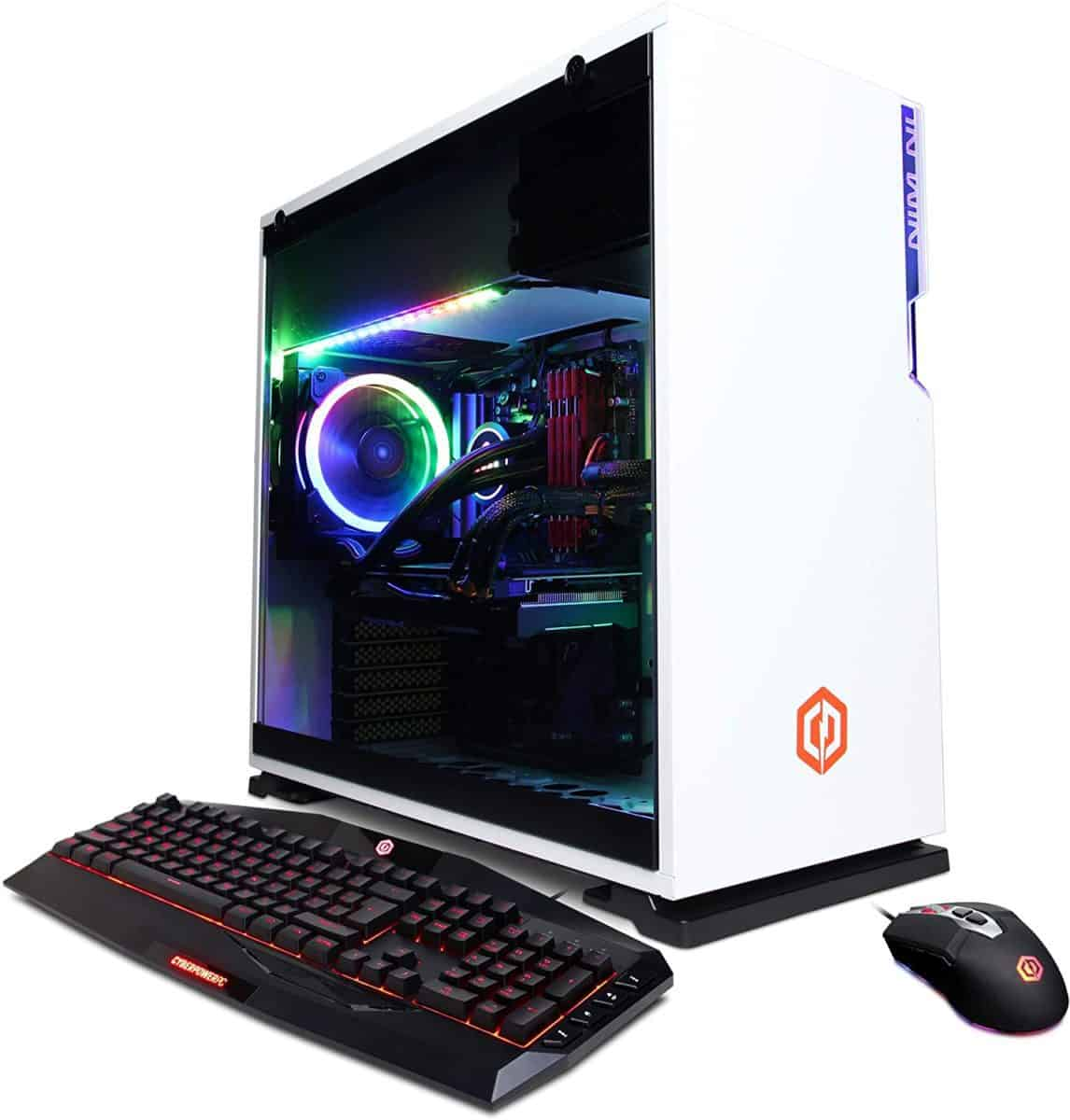 CyberpowerPC Supreme Liquid Cooling PC