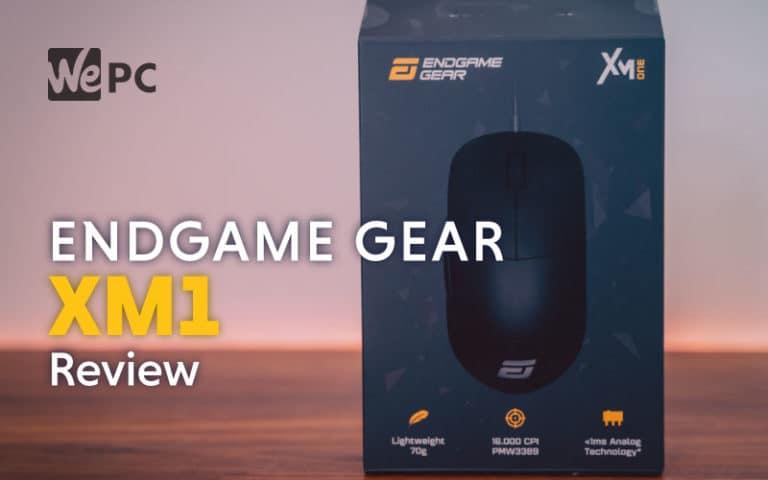 Endgame Gear XM1 Mouse Review