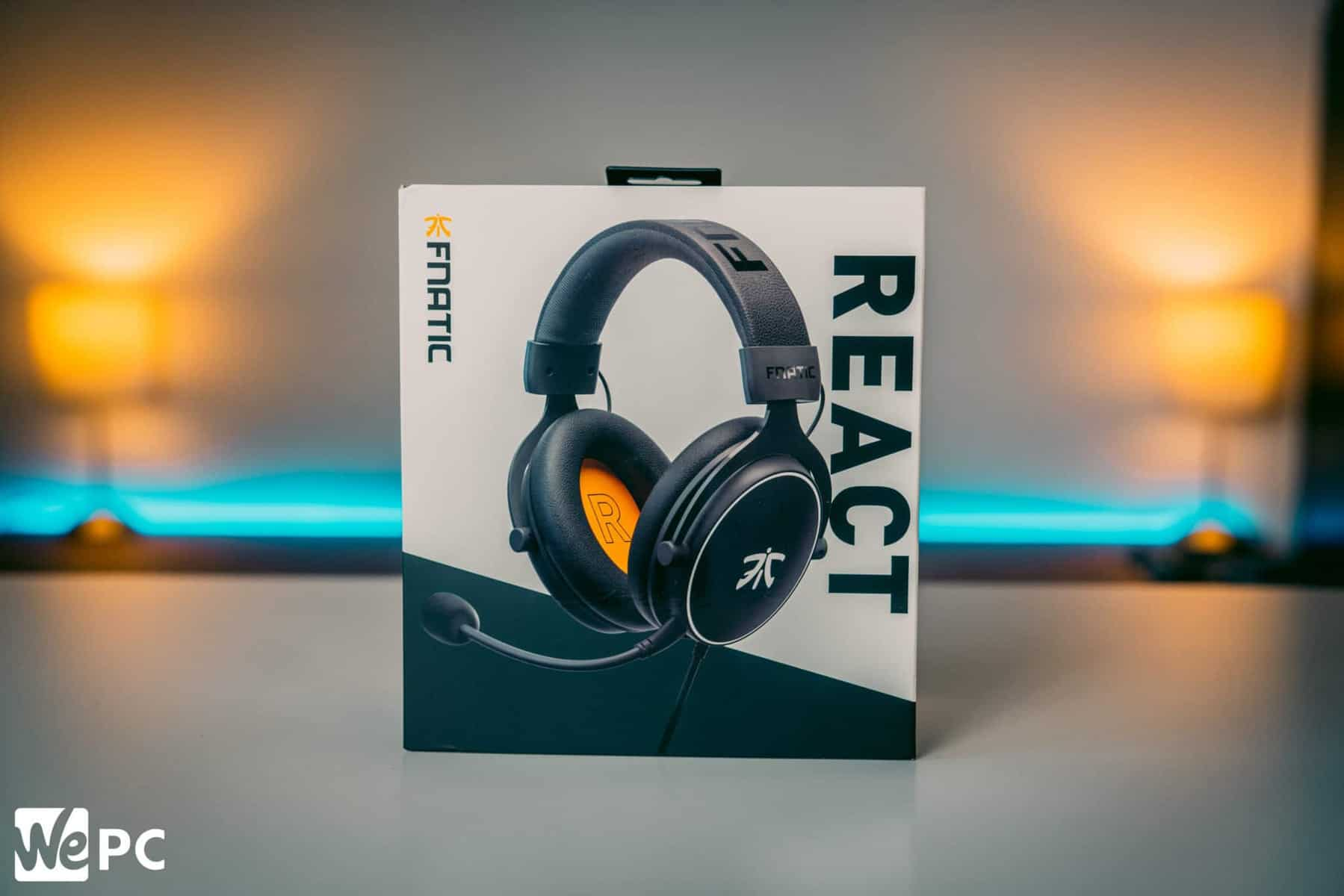 Fnatic React Headset