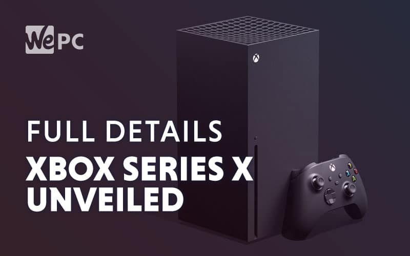 Full Details Xbox Series X Unveiled