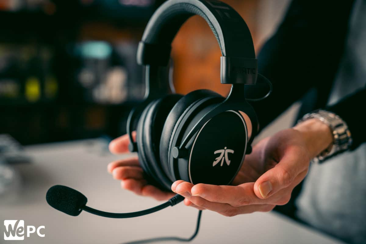 Fnatic REACT Gaming Headset