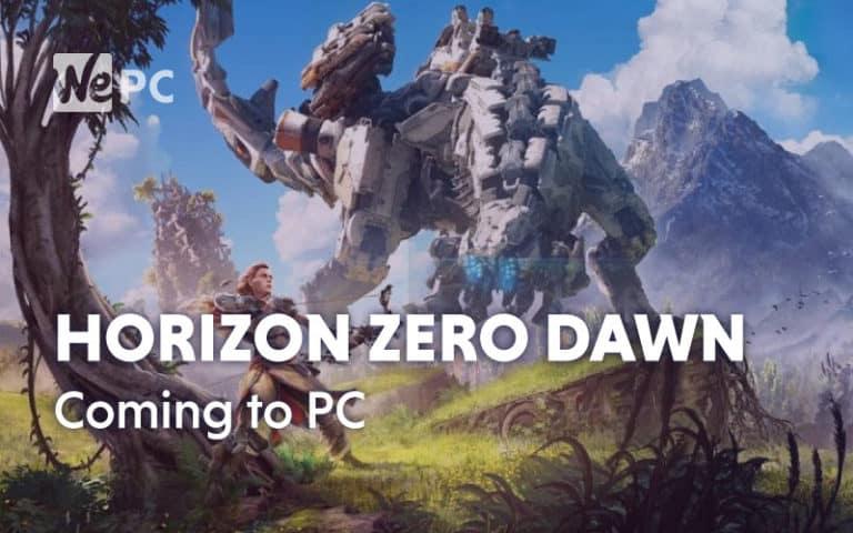 Horizon Zero Dawn Coming to PC