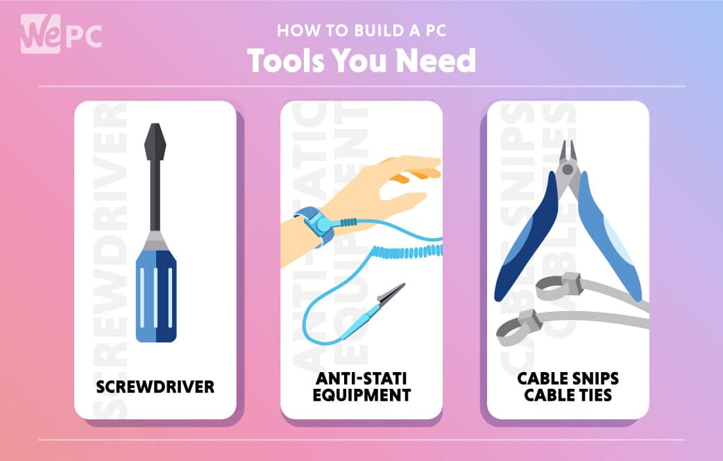How To Build a PC Tools
