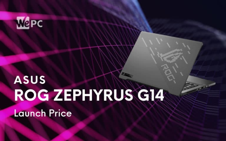 Launch Price For ASUS ROG Zephyrus G14 Revealed
