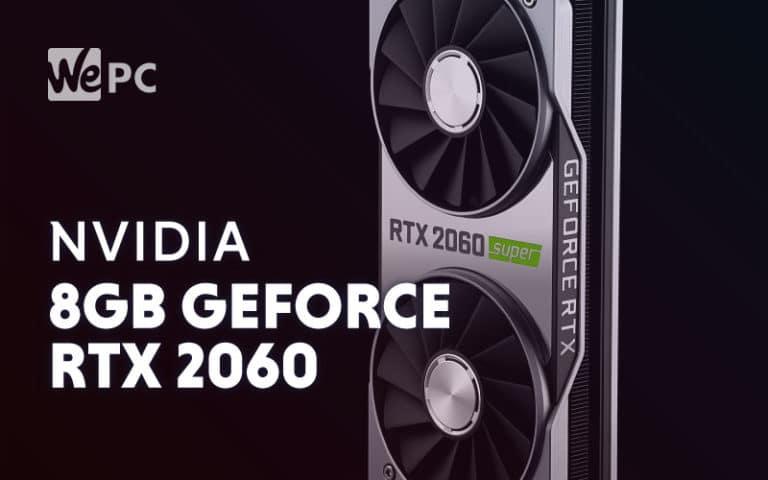 NVIDIA 8GB GeForce RTX 2060