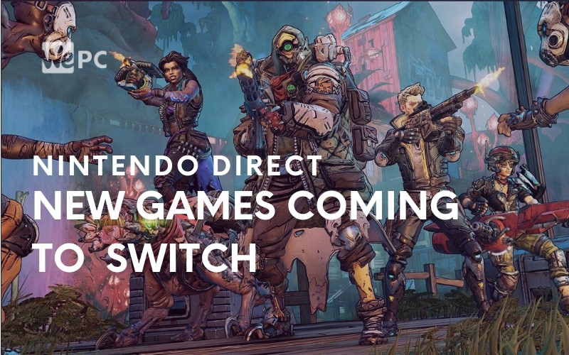Nintendo Direct new game