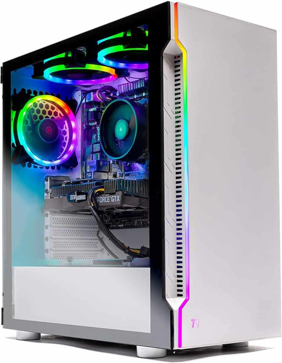 SkyTech Archangel Desktop Computer (3600)