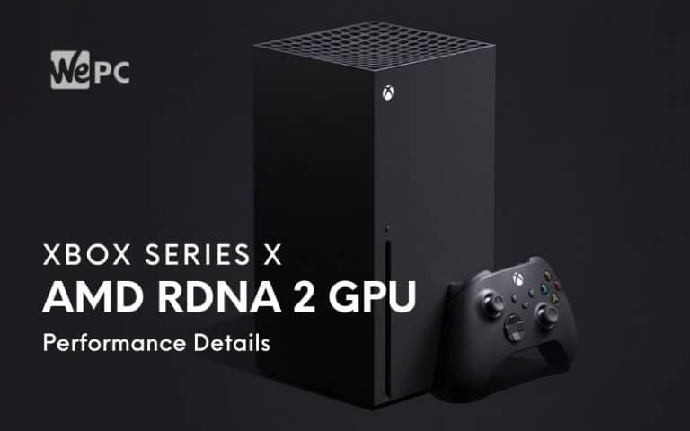 Xbox Series X Teases AMD RDNA 2 GPU Performance Details