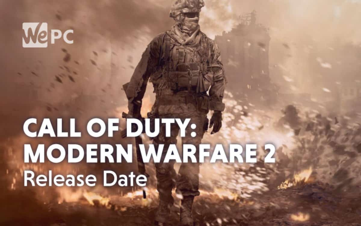 Call Of Duty Modern Warfare 2 Remastered Release Date Rumors