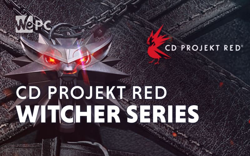 cd projekt red witcher series