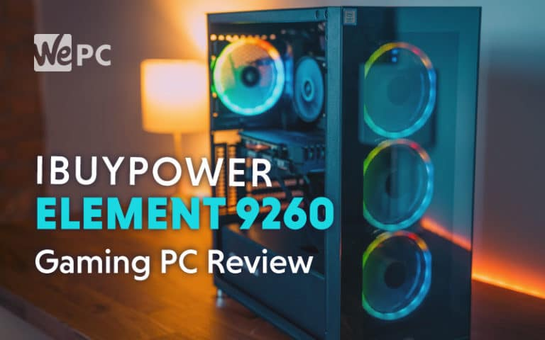 iBUYPOWER Element 9260 Gaming PC Review 1