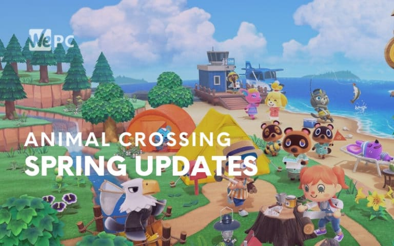 Animal Crossing Spring Updates Announced