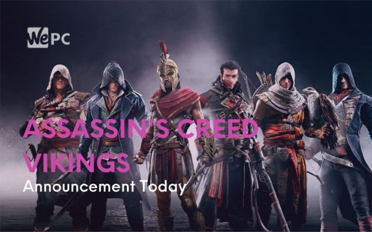 Assassins Creed Vikings Announcement Rumored For Later Today