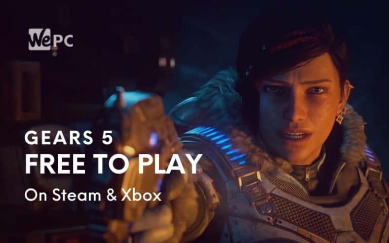 Gears 5 Is Free On Steam And The Windows Store Until Sunday