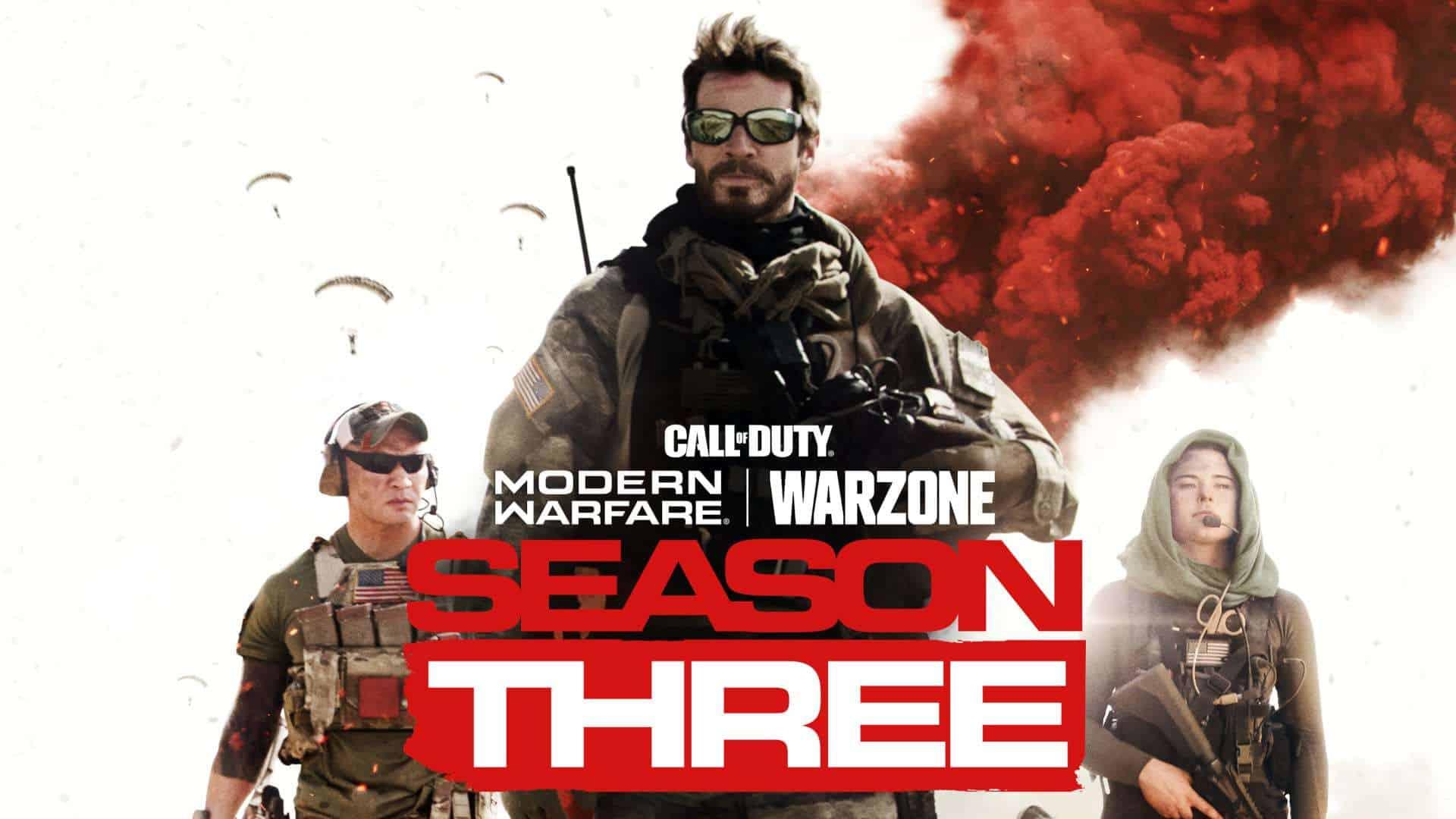 MW Season 3