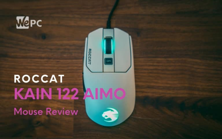 ROCCAT Kain 122 AIMO review