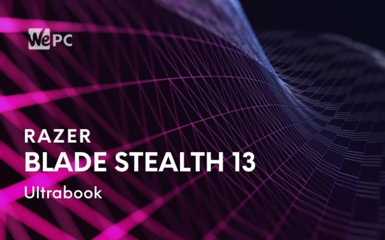 Razer Blade Stealth 13 Ultrabook Revealed