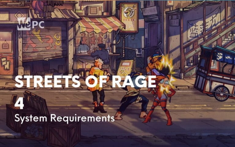 Streets of rage 4 system requirements