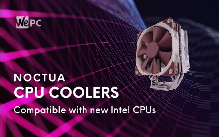noctua cpu coolers intel chips