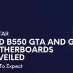 Biostar AMD B550 GTA and GTQ Motherboards