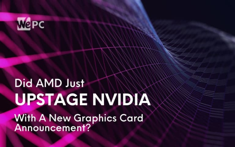 Did AMD Just Upstage Nvidia With A New Graphics Card Announcement