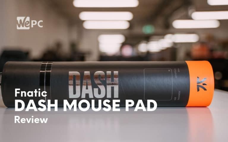 Fnatic dash mouse pad 1