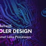 Intel Refresh Cooler Design For Comet Lake Processors