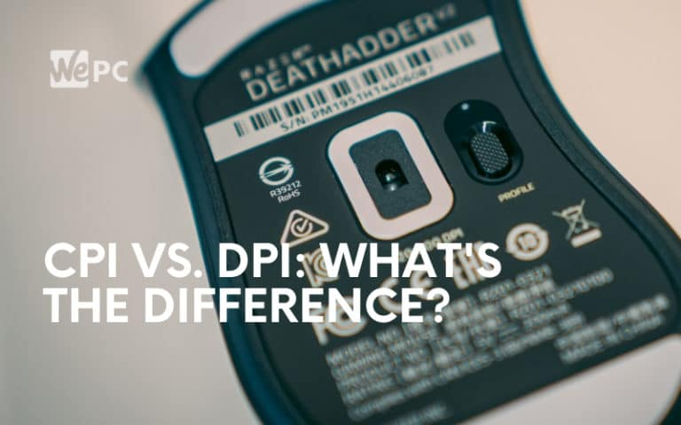 CPI Vs. DPI: What's The Difference?