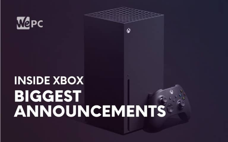 inside xbox biggest announcements