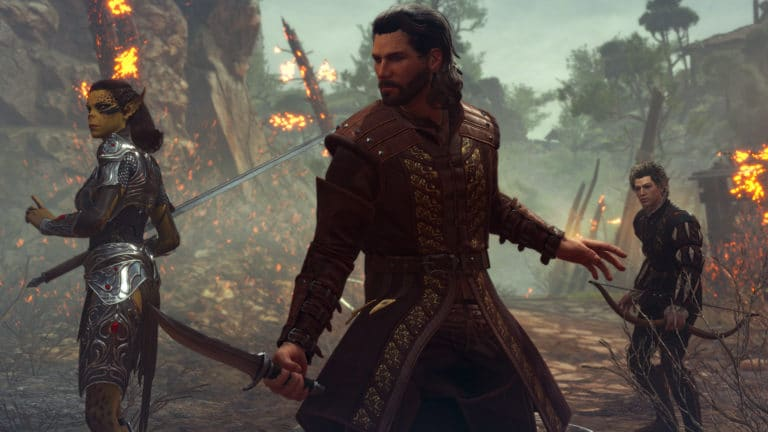 Baldur's Gate 3 Gameplay Footage Revealed
