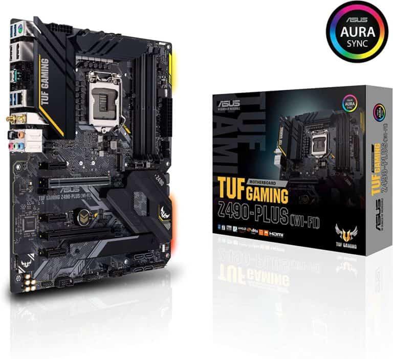 Asus TUF Gaming Z490 Plus Wi Fi
