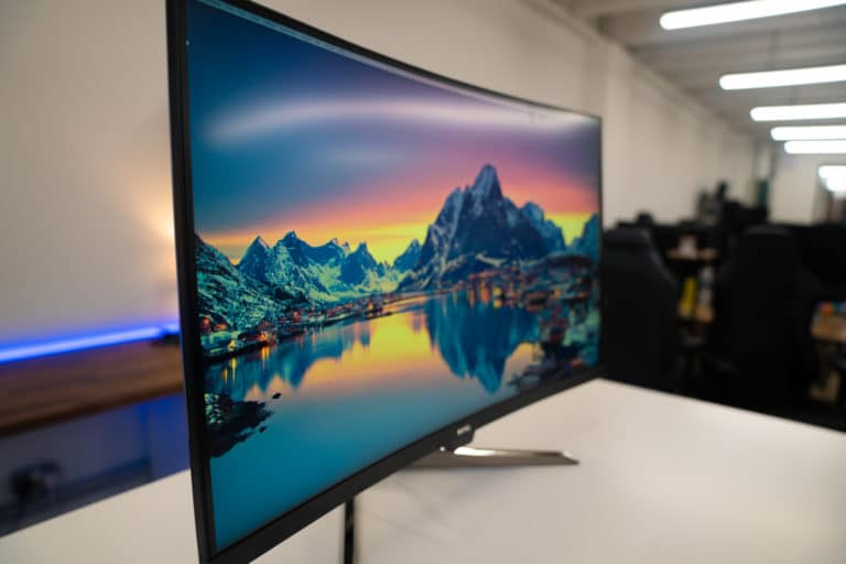 Should I buy a curved gaming monitor?