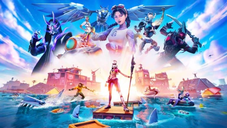 Fortnite Chapter 2 Season 3 Ushers in Massive Changes With A Distinctly Nautical Feel