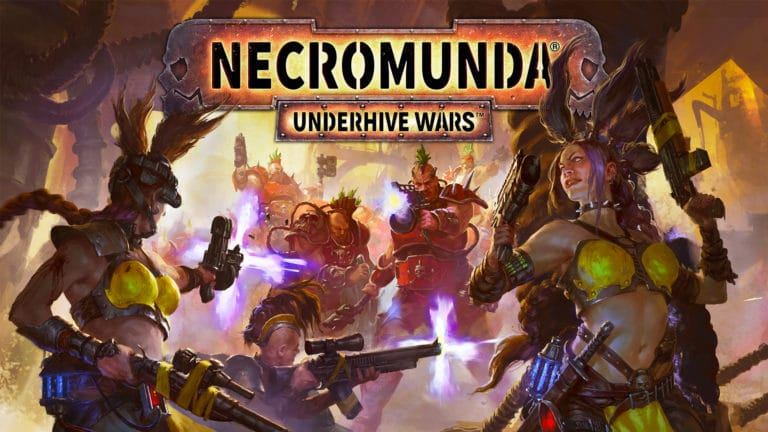 Long Awaited Necromunda Underhive Wars Trailer Released