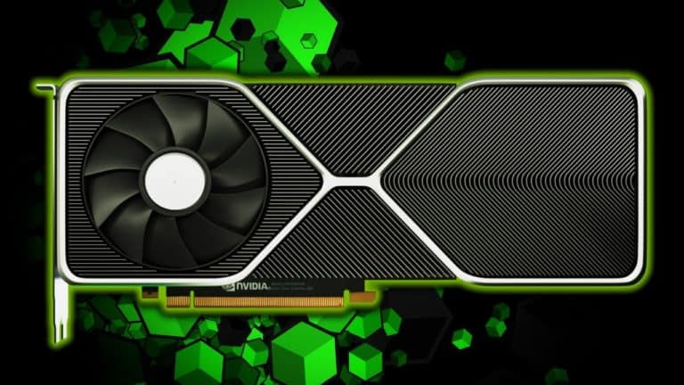 NVIDIA GeForce RTX 3090 3080