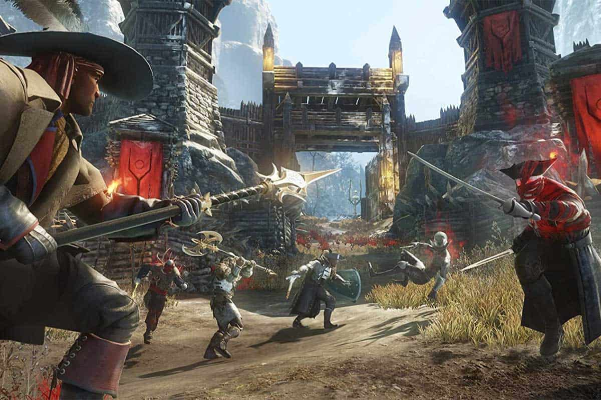 Amazon's New World MMORPG Closed Beta Launches Next Month ...