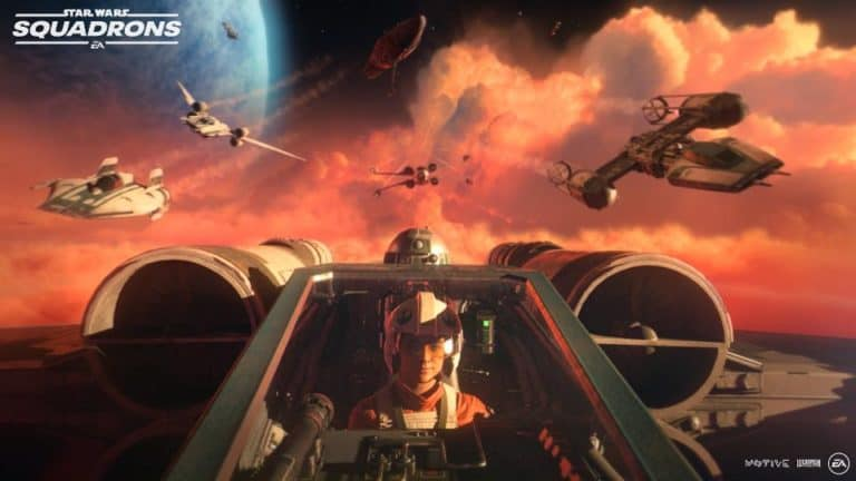 Star Wars Squadrons System Requirements