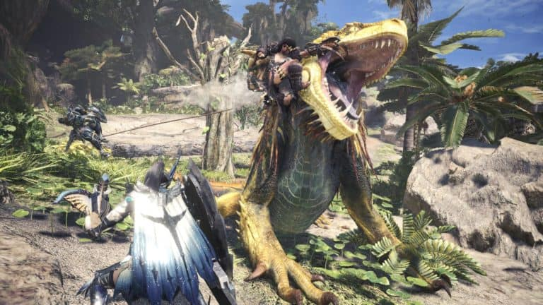 5 games like monster hunter world