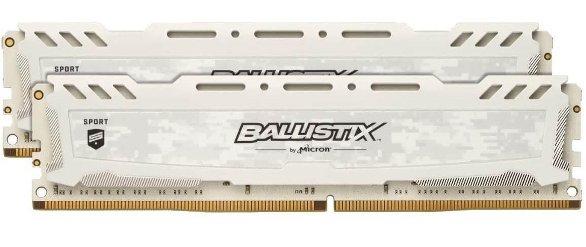 Crucial Ballistix Sport Gaming RAM