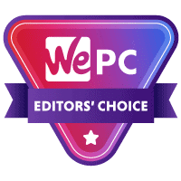 WePC Editors Choice Badge