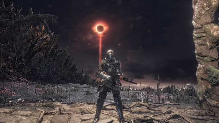 dark souls 3 gun mod